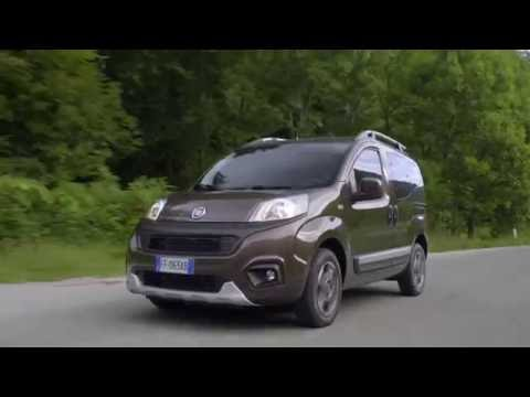 Fiat  Qubo Минивен класса M - рекламное видео 3