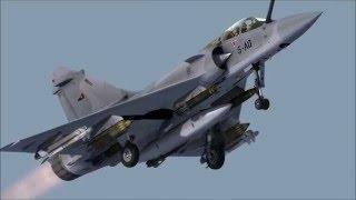 HD - FS Modern Military Aircraft Hangar - P3D