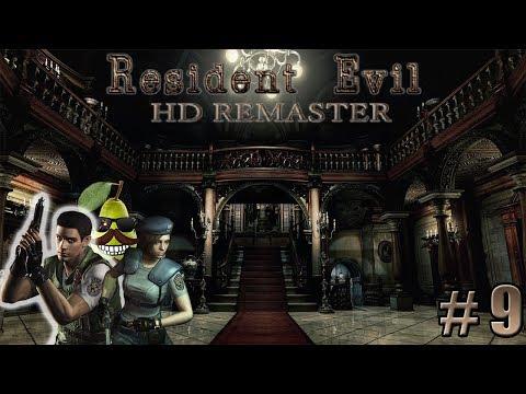 /CZ Let's Play\ Resident Evil HD Remaster Part 9 - Pavoučí salónek