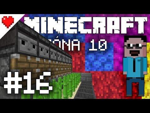 S10E16: Sugercane farma [Minecraft SPLP 1.13.1]