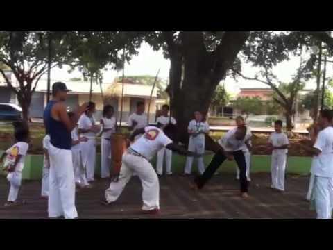Mestre Queimado Capoeira em Lobato