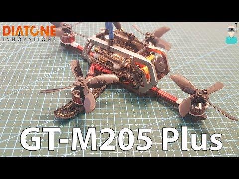 Diatone 2018 GT-M205 Plus - Setup, Review & Flight