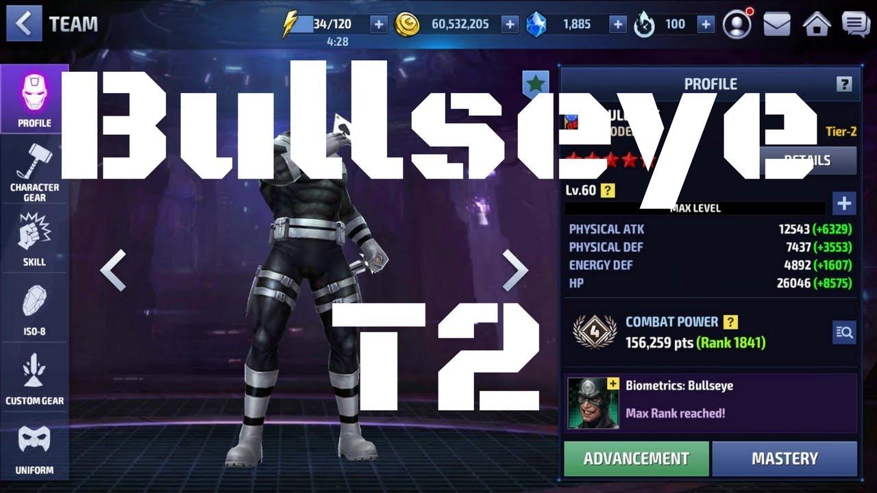 รีวิว Bullseye T2