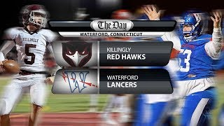 Full replay: Killingly at Waterford Class M football semifinal