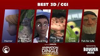 YouTube Kids Animation Dingle Student Awards