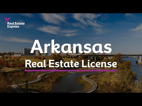 How to Get an Arkansas Real Estate License - YouTube