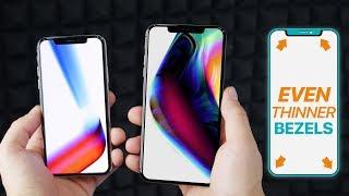 2018 iPhones To Look MORE Futuristic! Screens Leak!