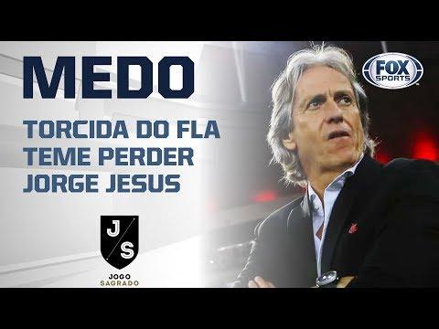 PVC ALERTA O FLAMENGO, E O FUTURO DE JORGE JESUS!