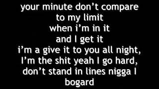 Holla at Me - Chris Brown ft. Tyga (lyrics)