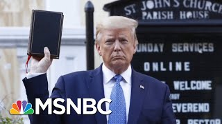 Why White Evangelicals Stick With The President   Morning Joe   MSNBC
