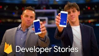 Building a realtime location sharing experience at IS© (Firebase Developer Story)