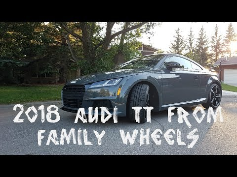 2018 Audi TT review from Family Wheels