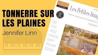 Tonnerre sur les plaines (Thunder on the Plains) by Jennifer Linn