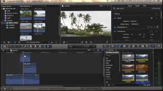 Final Cut Pro X Hindi Tutorial, Final Cut Pro 10 Hindi Tutorial Creating Projects And Basic Editing.