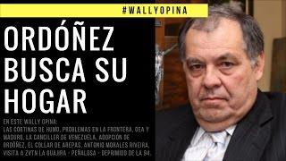 ORDÓÑEZ BUSCA SU HOGAR - #WALLYOPINA
