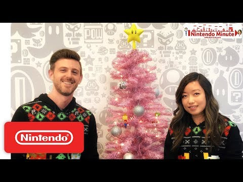 Nintendo Minute Holiday Party!