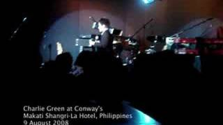 Charlie Green - Summer Wind (Live in Manila)