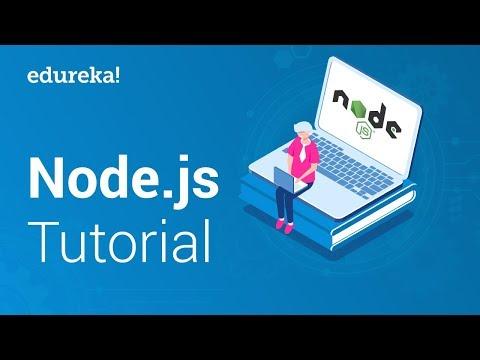 Node.js Tutorial for Beginners | Learn Node.js in Less Than 60 ...
