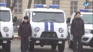 Новгородская полиция готовится отметить свой профессиональный праздник
