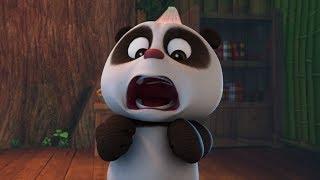 Мультики - Кротик и Панда - Сборник - Все серии подряд - Мультфильмы для детей, малышей