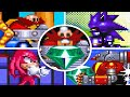 Sonic amp Knuckles All Bosses no Damage