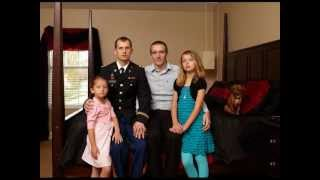 Artist Photographs Same-sex Military Couples To Advocate For Marriage Equality