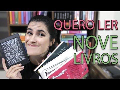 LIVROS QUE QUERO LER EM FEVEREIRO DE 2018 | TBR