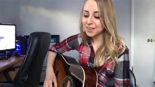 My Paper Heart- All American Rejects (Cover)