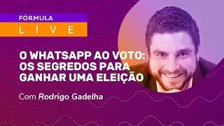 O que mudou nas Eleições 2020 – Entrevista com Rodrigo Gadelha