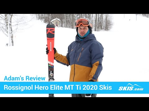 Video: Rossignol Hero Elite MT TI Skis 2020 1 50