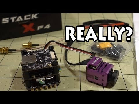 Eachine Stack-X F4 Flytower Overview
