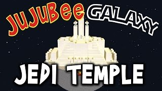 STAR WARS - JEDI TEMPLE★ Minecraft Jujubee Galaxy