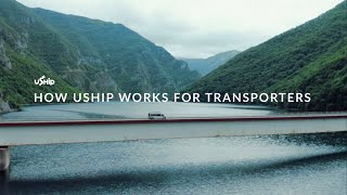 How uShip Works for Transporters