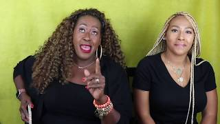 Oh No she didn't!! Mom and Daughter Q& A