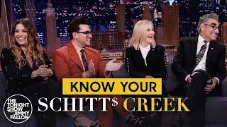 Know Your Schitt's Creek with the Schitt's Creek Cast