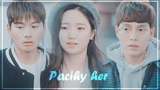 Jun Ki×Du Shik|Pacify her| (AU)Смех в Вайкики MV~