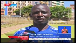 KTN Prime: Kenya police men's hockey team is optimistic to win the African club championship