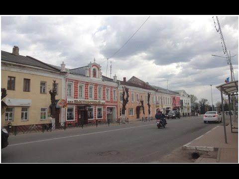 Город Золотого Кольца Переславль-Залесский (Переяславль) и Синий камень