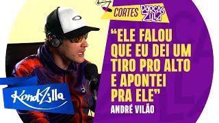 ANDRÉ VILÃO FORJADO EM BELO HORIZONTE