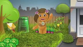 Η Μπέτυ και ο Πέρι μας μιλούν για την ανακύκλωση!