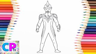 Download Video Ultraman Max Coloring Pages for Kids, How to Color Ultraman Coloring Pages Fun for Kids MP3 3GP MP4
