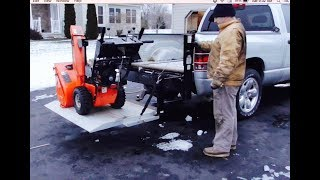 Installing A LiftGate On My Truck