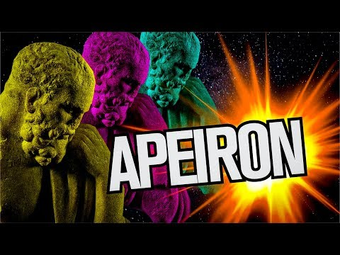 Anaximandro, el Apeiron y la teoría de cuerdas