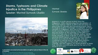 Climate Controversies in SEA: Storms, Typhoons and Climate Injustice in the Philippines