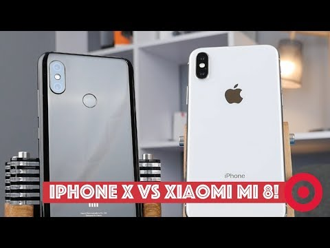 Обзор Xiaomi Mi8 (6/128Gb, Global, white)