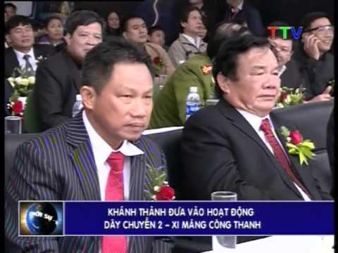 Video of Công Ty Cổ Phần Xi Măng Công Thanh 1