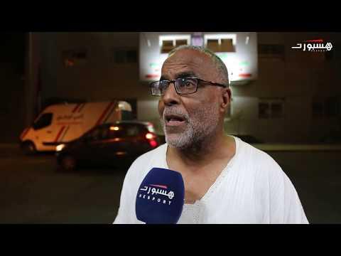 العرب اليوم - شاهد: عبد العزيز أنيني يروي تفاصيل الاعتداء على أيمن الحسوني