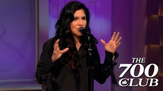 Jaci Velasquez - Great Are You Lord (700 Club)