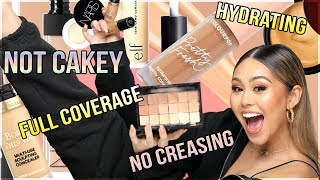BEST AND WORST CONCEALERS OF 2019 | Highend & Drugstore | Roxette Arisa