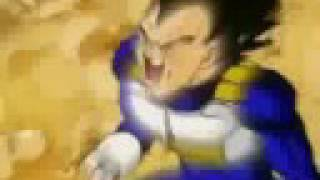 Vegeta Is Running out of pain